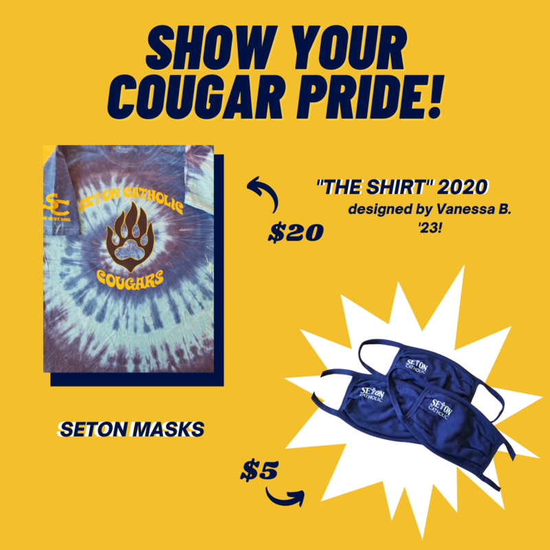 Show Your Cougar Pride: 2020 Spirit Gear Available Now! Featured Photo