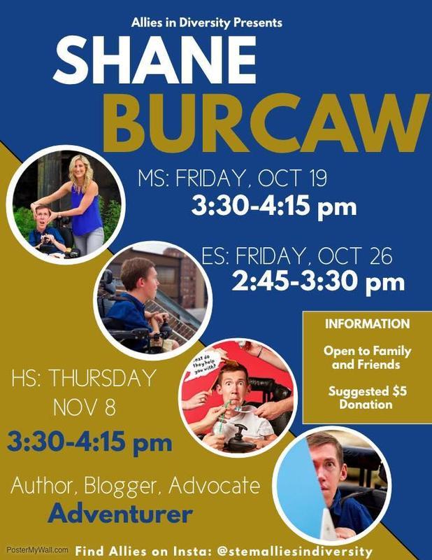 Shane Burcaw Event