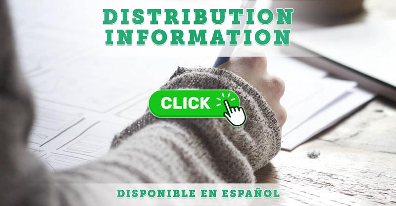 Distribution Information for Chromebooks, Materials & Supplies