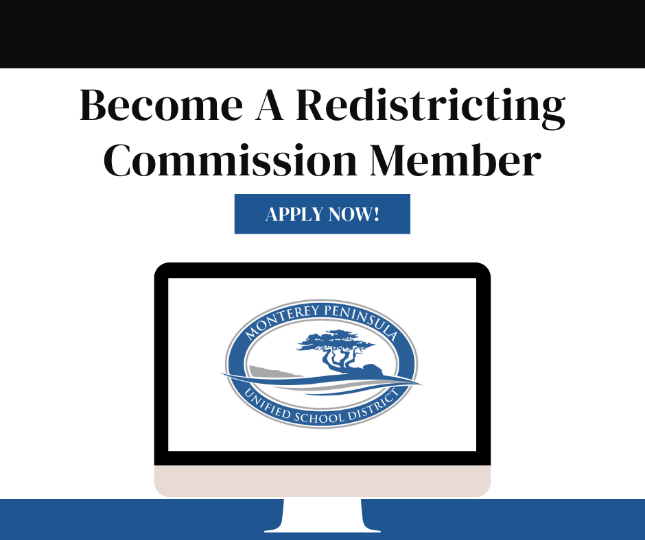 Redistricting Commission Application Member