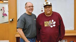 Brandywine Teacher Dave Roeder and his Kidney Donor
