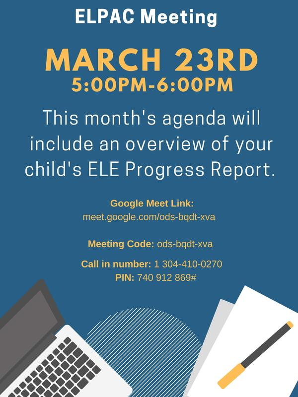 March Virtual EL-PAC Meeting set for 3/23 Featured Photo