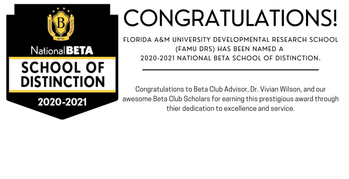 congratulations beta club