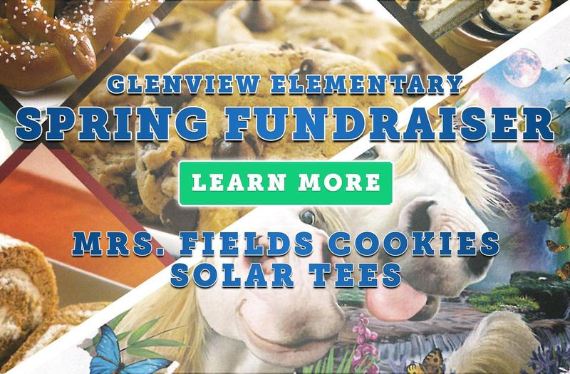 Spring 2020 Fundraiser: Mrs. Fields Yummy Cookies & Solar Tees - Changes Color in the Sun!