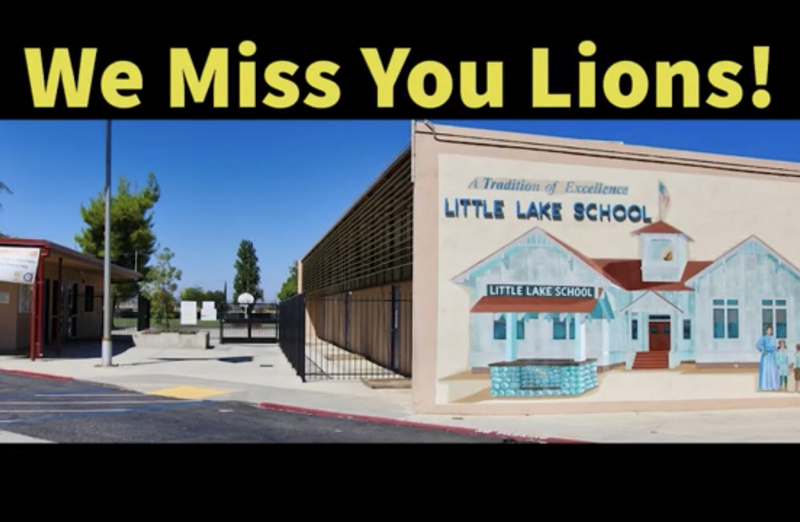We Miss You Lions!