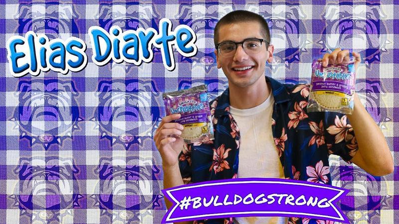 #BulldogSTRONG STUDENT SPOTLIGHT: Elias Diarte Thumbnail Image
