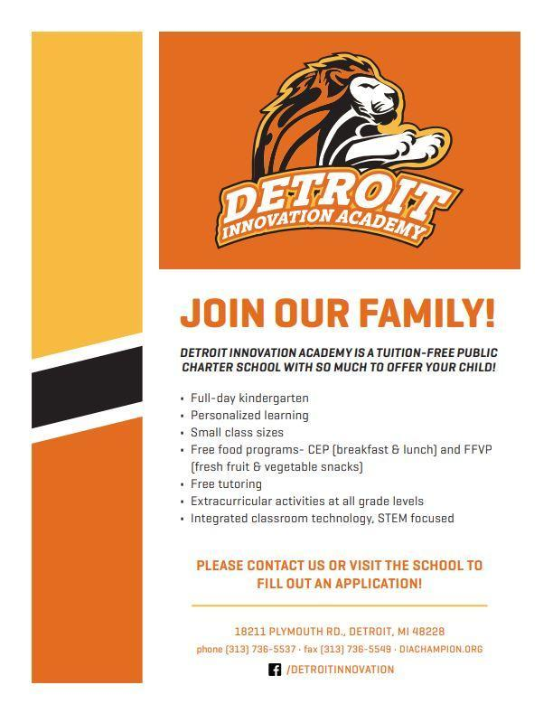 Enroll at DIA today!