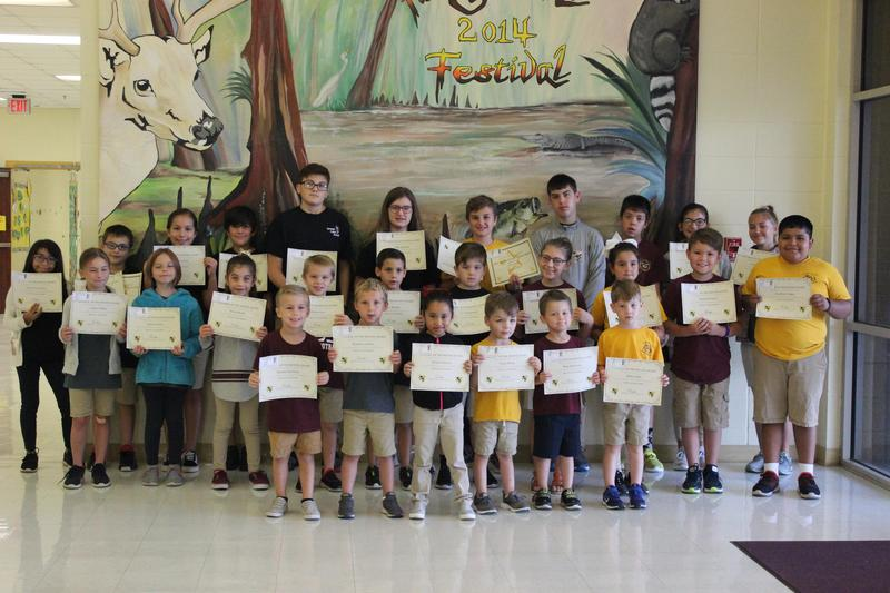 September Star Students of the Month Thumbnail Image