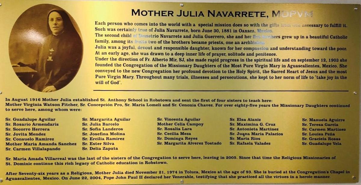 Mother Julia
