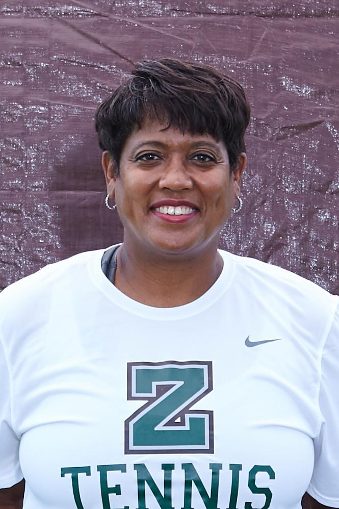 Assistant Coach Ruth Grissom