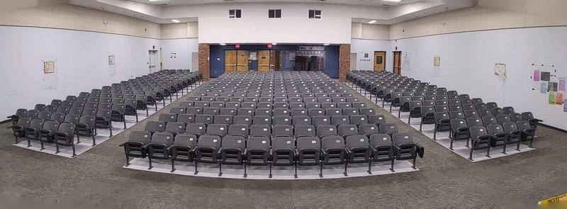 Harpeth High School theater