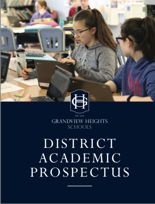 Academic Prospectus Cover
