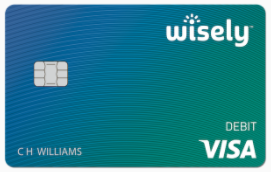 A picture of the wisely card