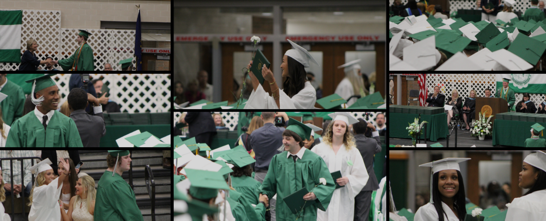 Class of 2019 Commencement Ceremony photos