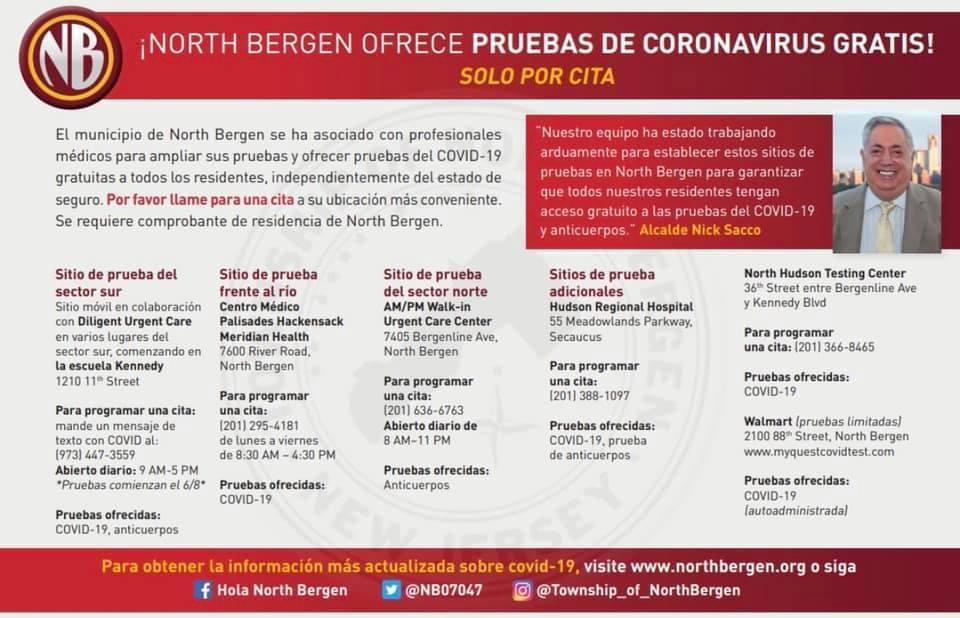 corona testing