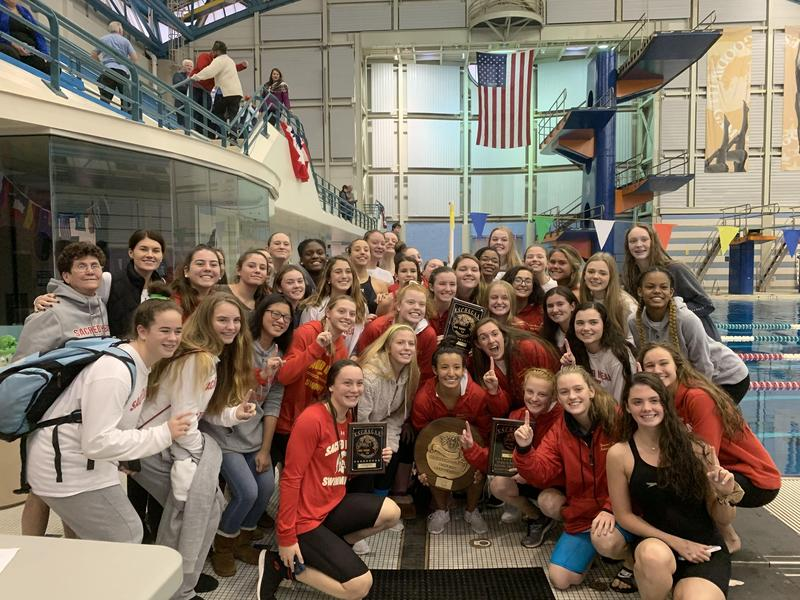 Swimming Wins CHSAA Championship for First Time Since 2009 Featured Photo