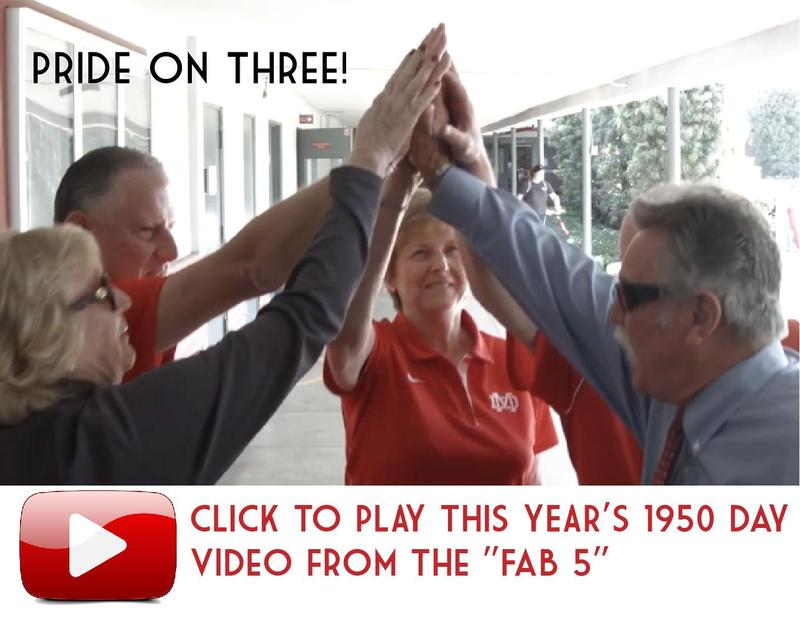 1950 Day Video: The Fab Five are Back! Featured Photo
