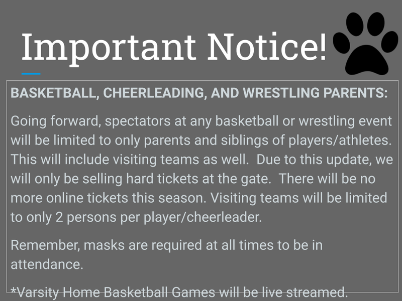 family only at basketball games