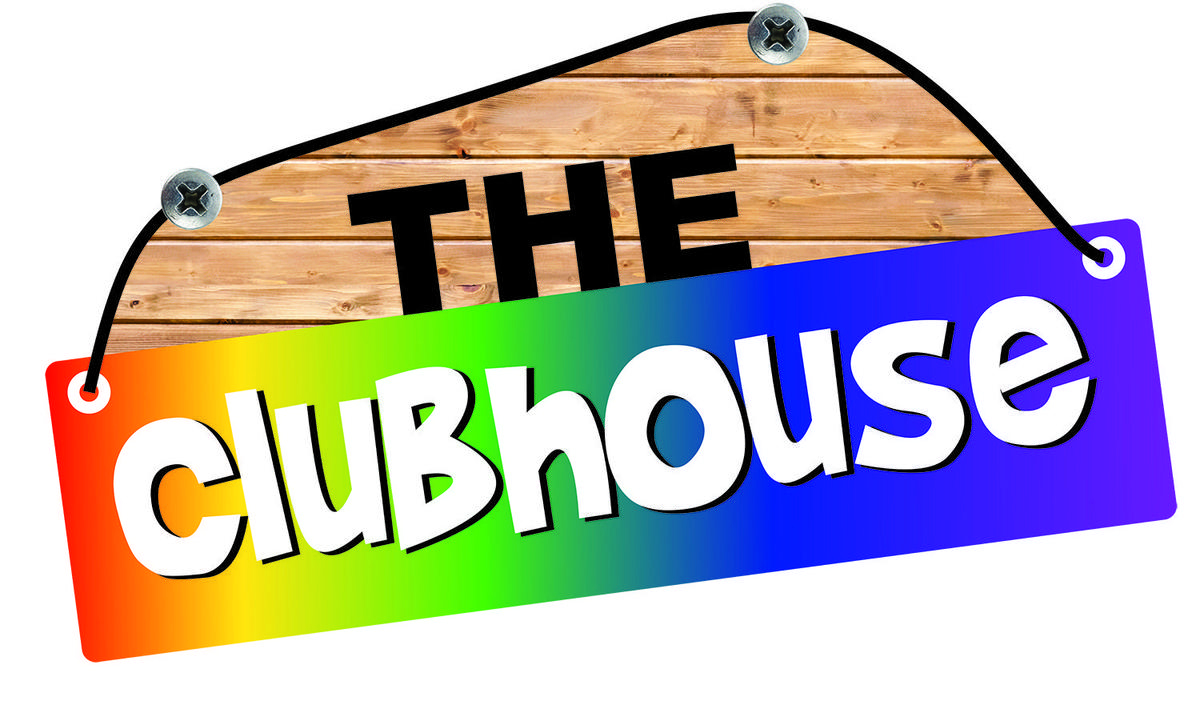 The clubhouse logo
