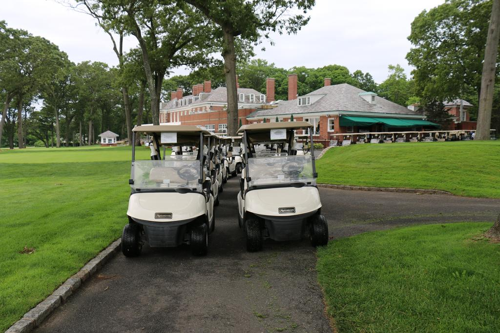 DDI's 2019 Annual Golf Classic golf carts