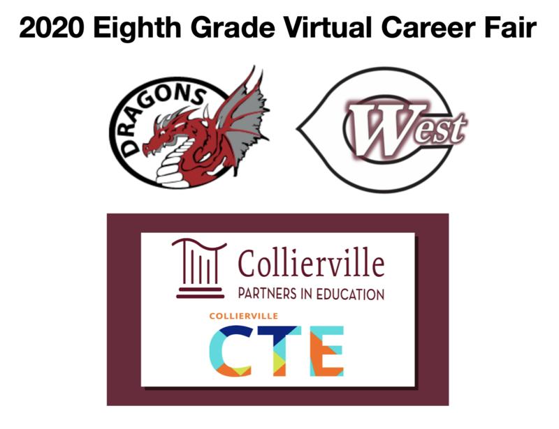 2020 Eighth Grade Virtual Career Fair Featured Photo