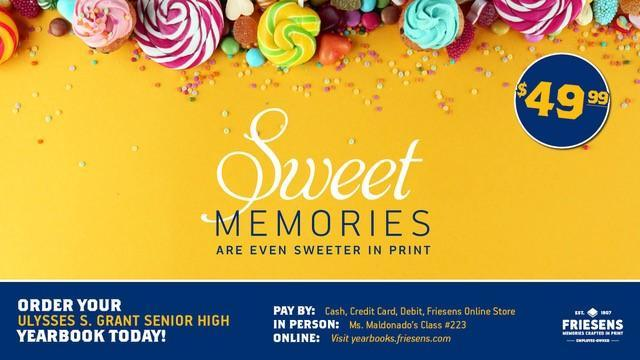Yearbooks--available for sale online only! Featured Photo