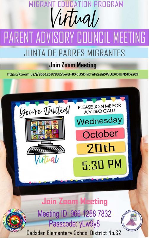 Junta de Padres Migrantes Featured Photo