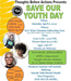 TBA Save Our Youth Day Event flyer