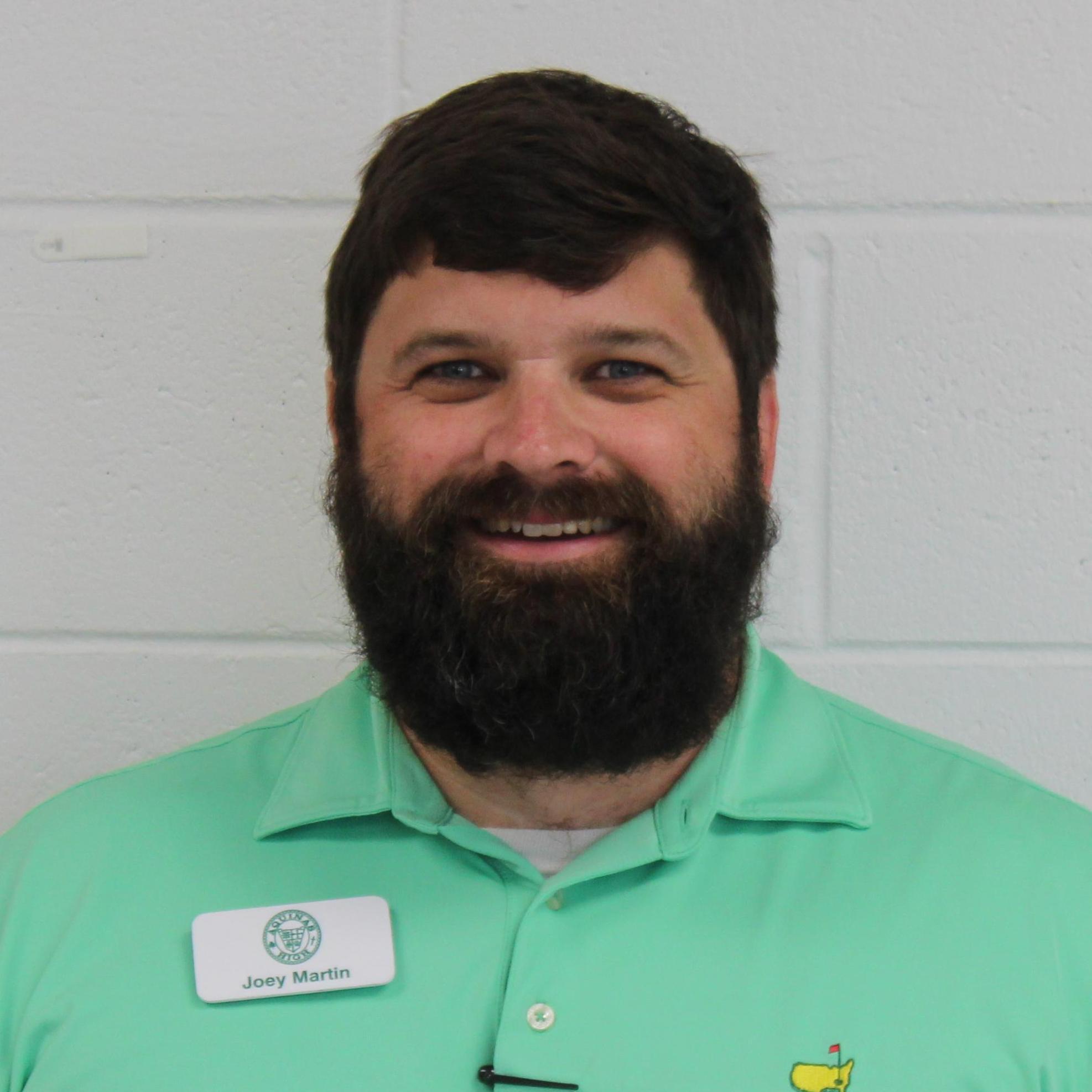 Joseph Martin's Profile Photo