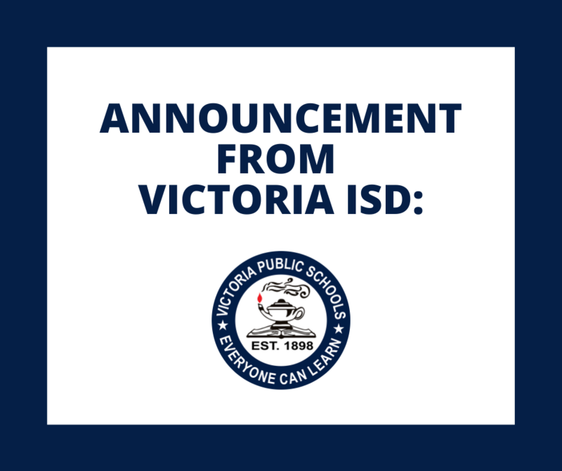 Victoria ISD To Open Two Campuses To Community For Warming, Charging, and Meals Thumbnail Image