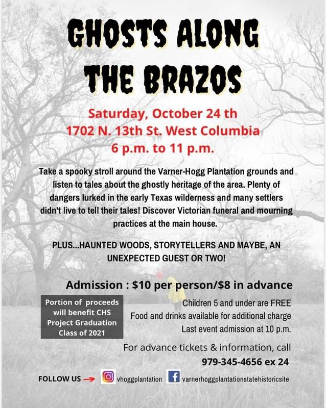 Ghost Along the Brazos
