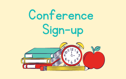 First Quarter Conference Sign Up Featured Photo
