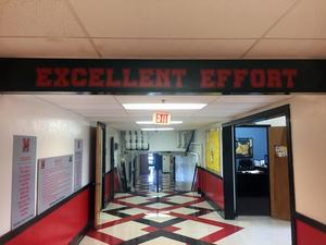 MES Hallway