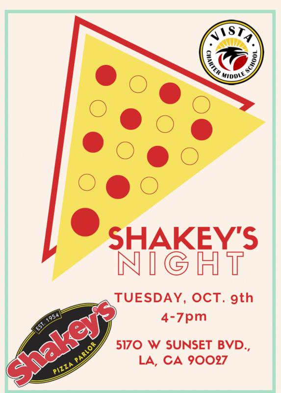Shakey's Night Featured Photo