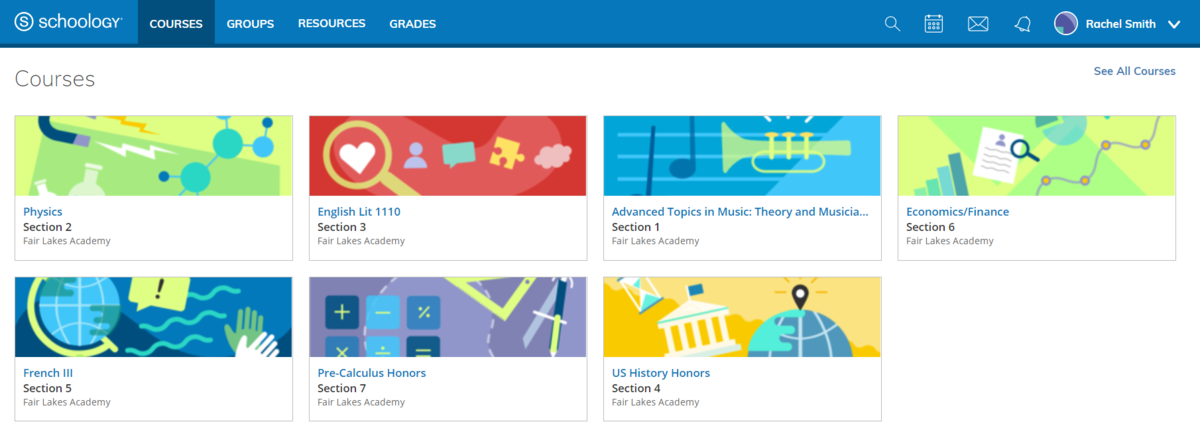 Schoology For Students Schoology San Marino Unified School District