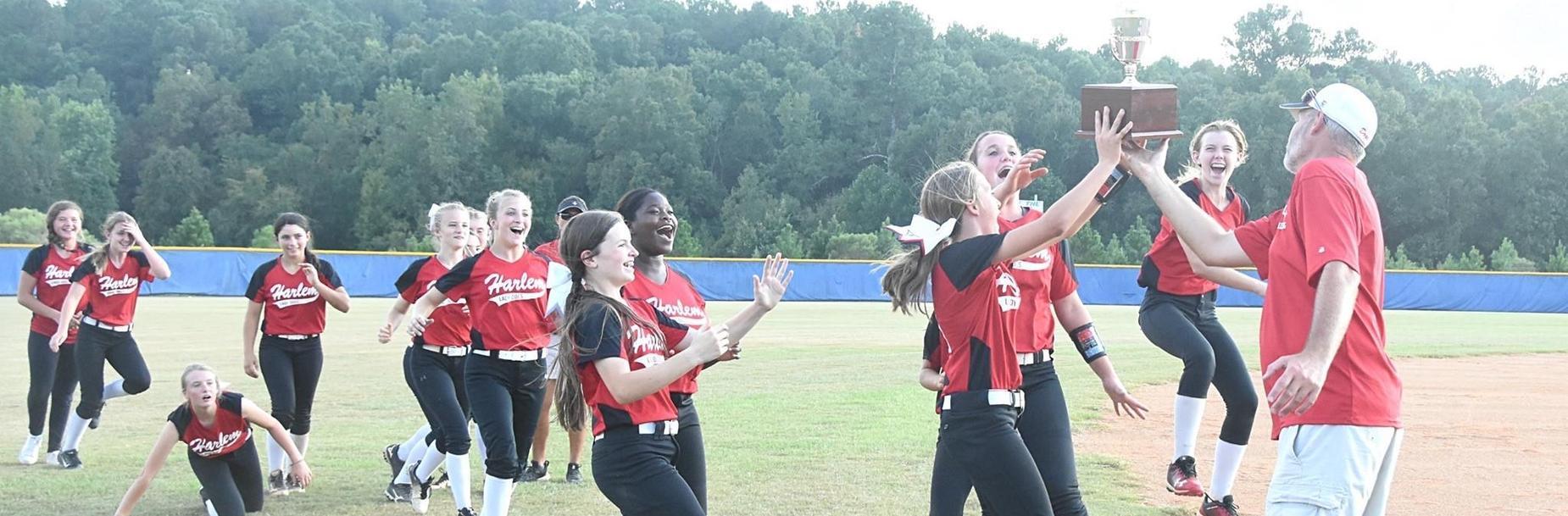 A-Team Softball County Champs