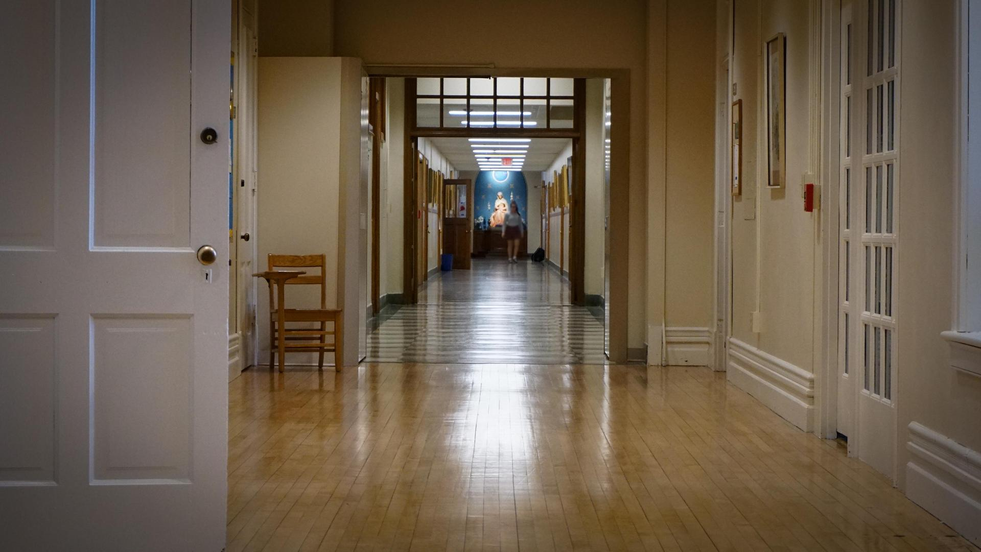 Hallway of Duchesne