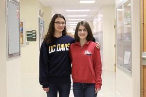 Caitlin & Rachel
