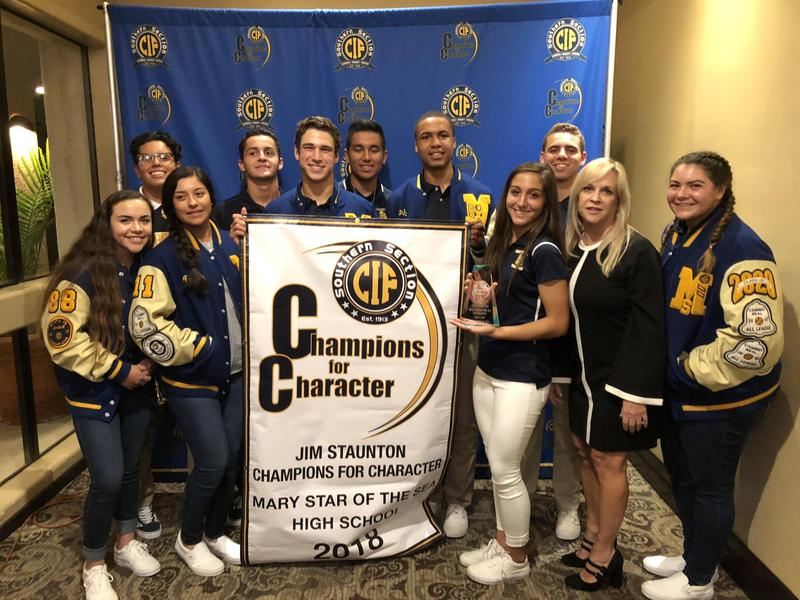 MSHS Honored by the CIF-SS Featured Photo