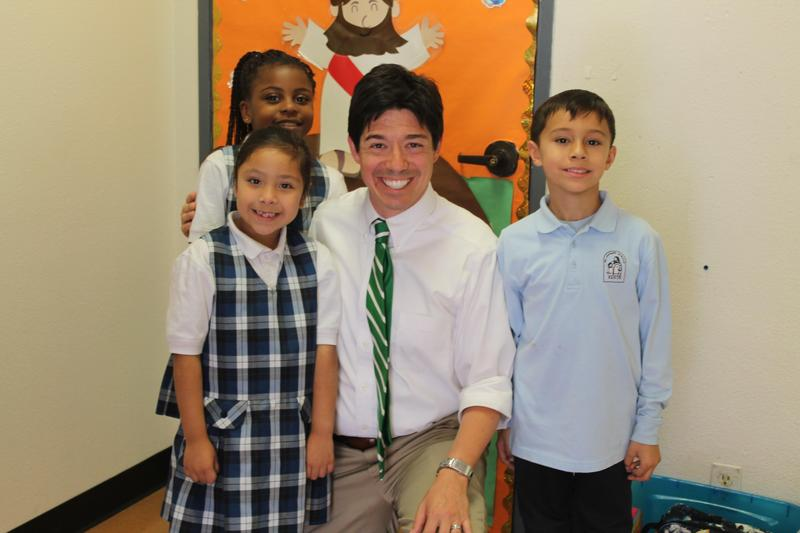 Kevin Donohue, Principal - St. Joseph Catholic School, Hawthorne Featured Photo