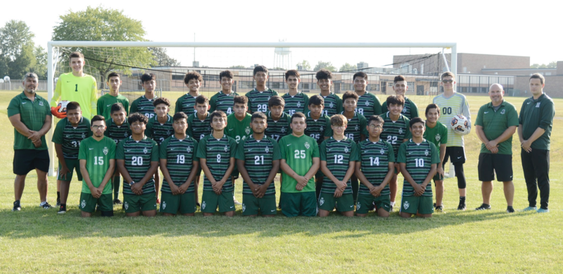 HHS Boys Varsity Soccer Team Ranked 2nd In State Rankings Thumbnail Image