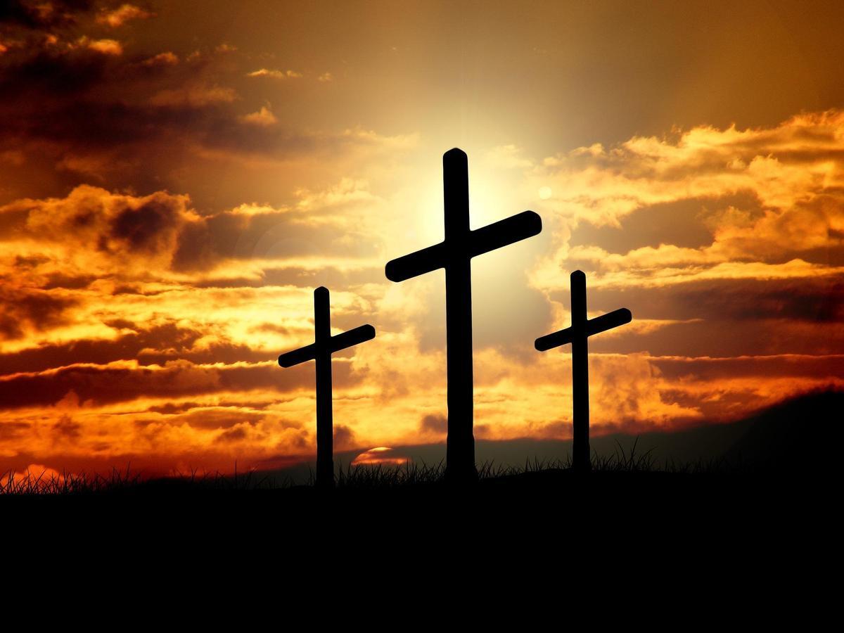 Sundown Cross