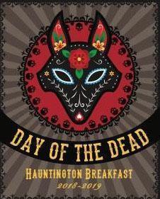 Hauntington Breakfast
