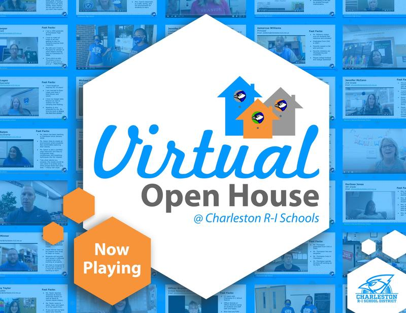 Virtual Open House logo