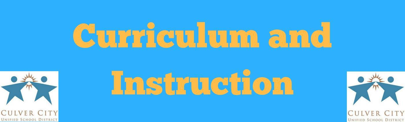 Curriculum And Instruction Escurriculum And Instruction Home