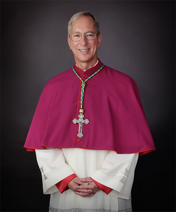 Morning with Bishop Trudeau - Saturday, September 22 Featured Photo
