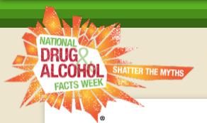 National Drug & Alcohol Facts Week - January 22-27, 2019 Thumbnail Image