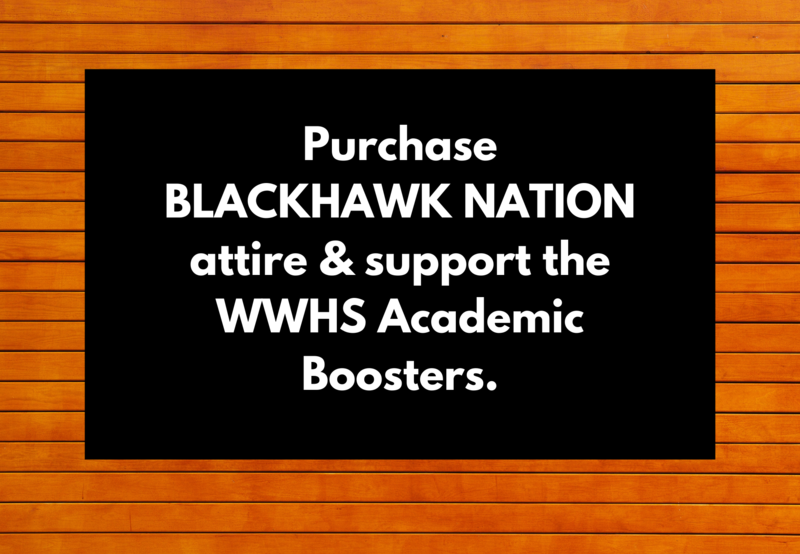 Support the WWHS Academic Boosters Thumbnail Image