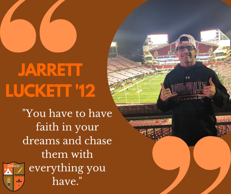 Jarrett Luckett '12