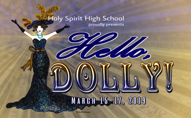HELLO, DOLLY! March 15, 16 & 17 Featured Photo